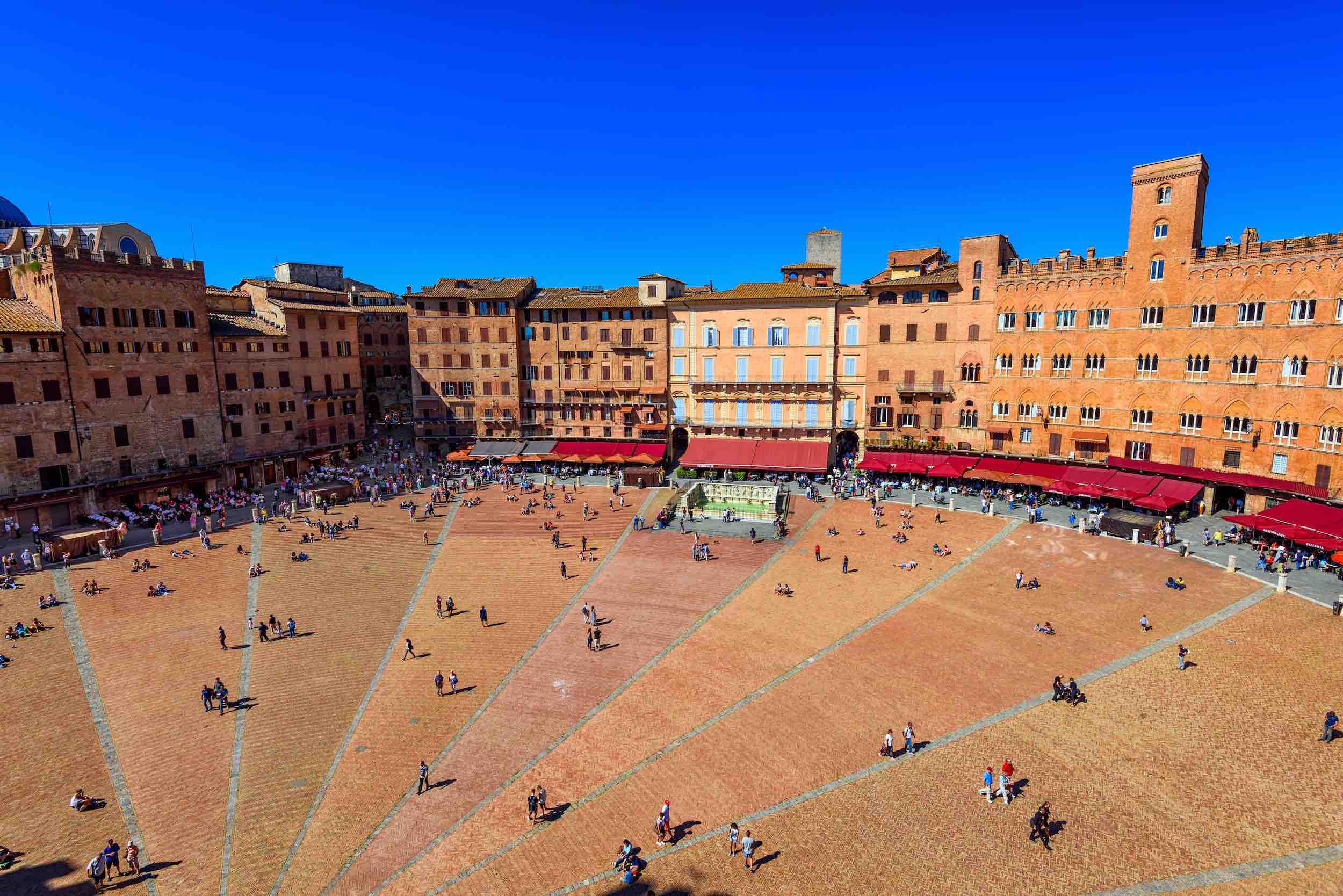 """From Florence to """"Siena and San Gimignano"""" (8 hours)"""