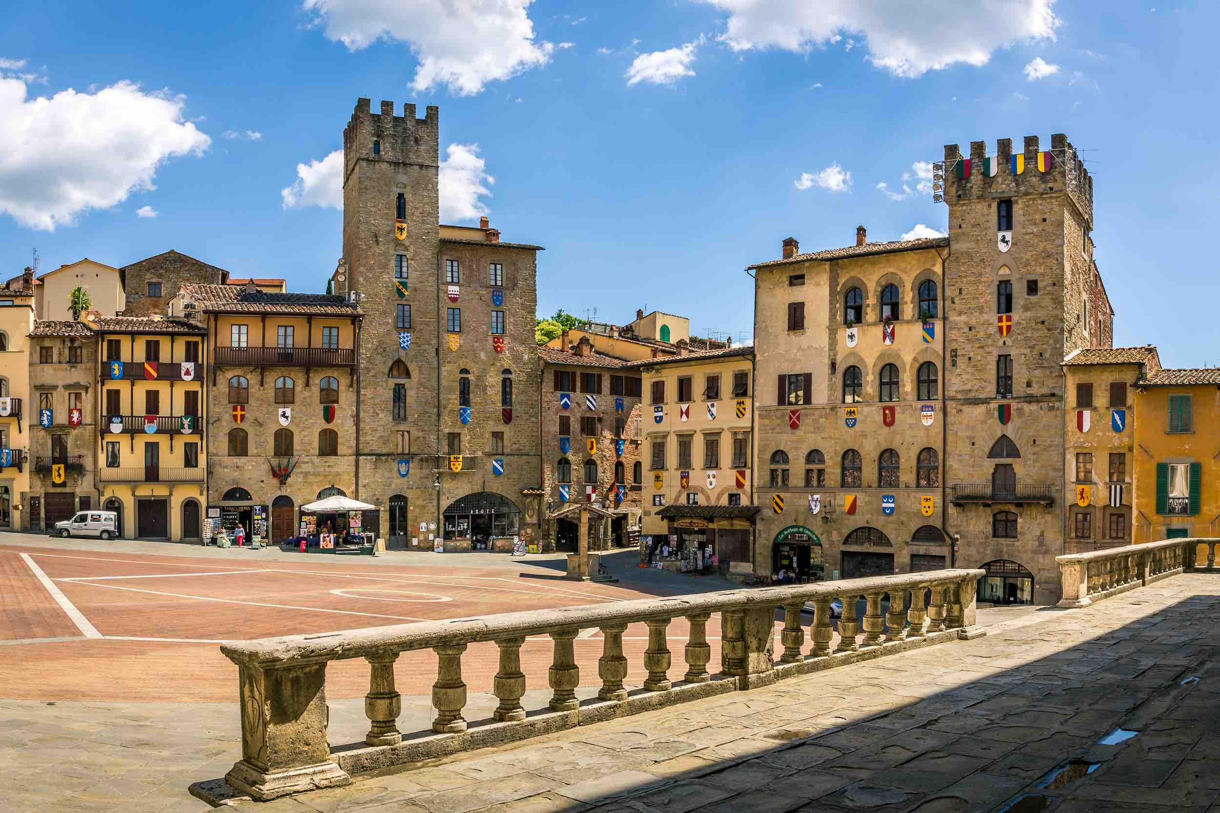 """From Florence to """"Arezzo and Cortona"""" (8 hours)"""