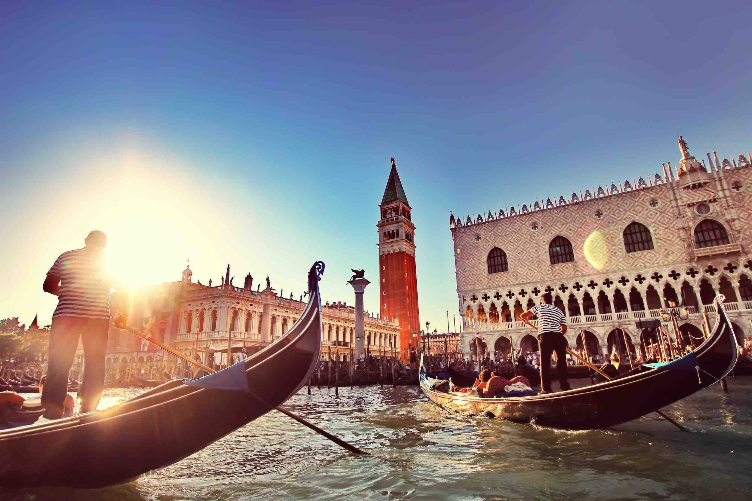 From Florence to Venice (10 hours)